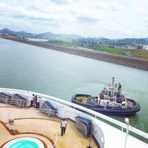 New Panamax Canal