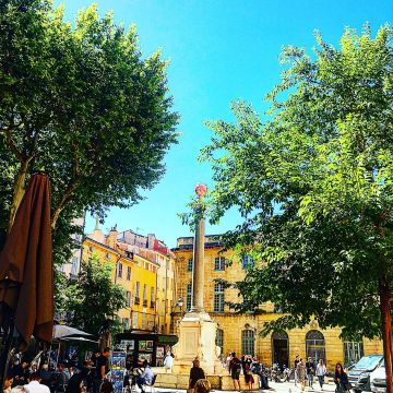 Aix-en-Provence France - Lucy Williams Global