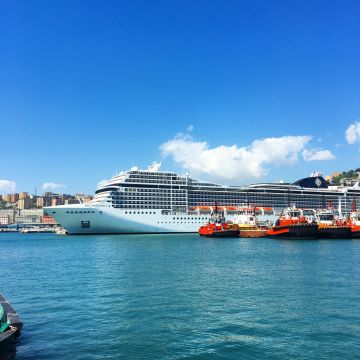 Cruise Ship - Lucy Williams Global
