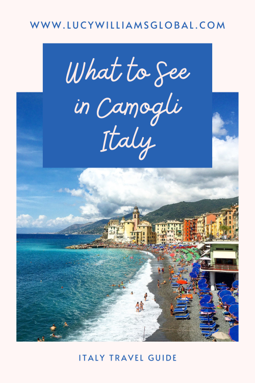 What to See in Camogli Italy - Lucy Williams Global