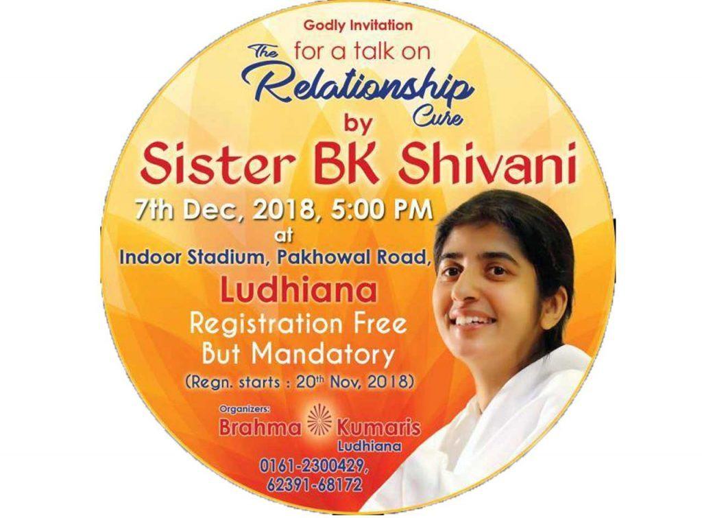 LiVE: BKs Class By BK Sister Shivani Behen from Ludhiana 11.00 am