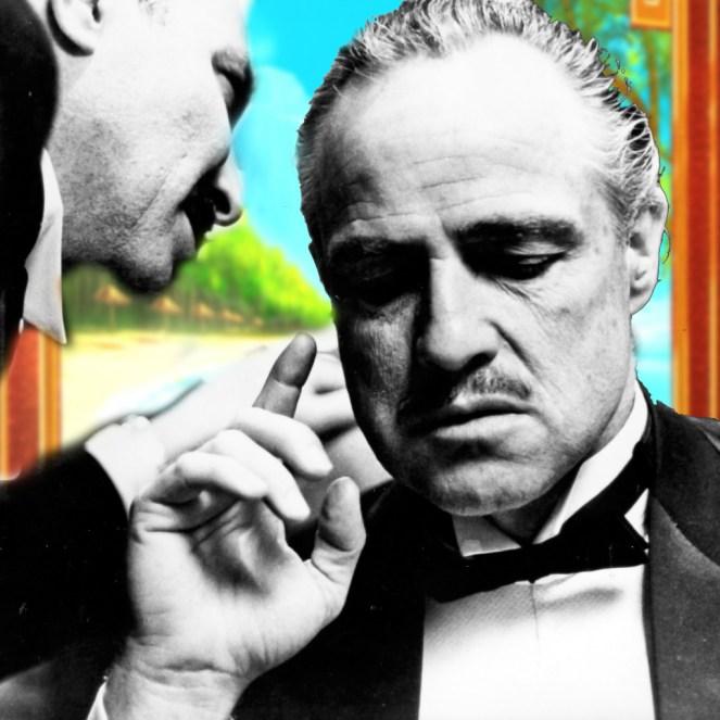 marlon brando in the godfather 1972