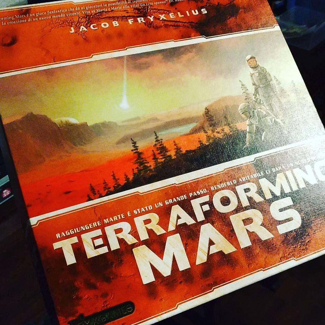 Terraforming Mars... senza giri di parole
