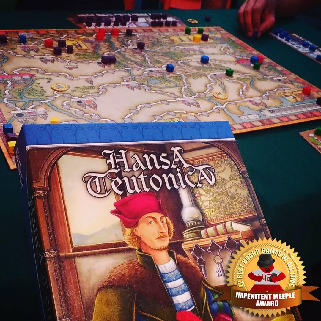 Hansa Teutonica, astenersi ansiosi