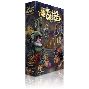 Long Live the Queen dieselpunk box 3D