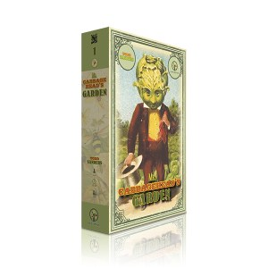 Mr. Cabbagehead's Garden box 3D