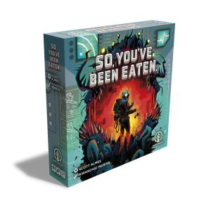 So, You've Been Eaten box 3D
