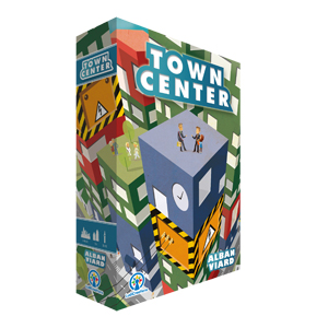 Town Center 4th edition box