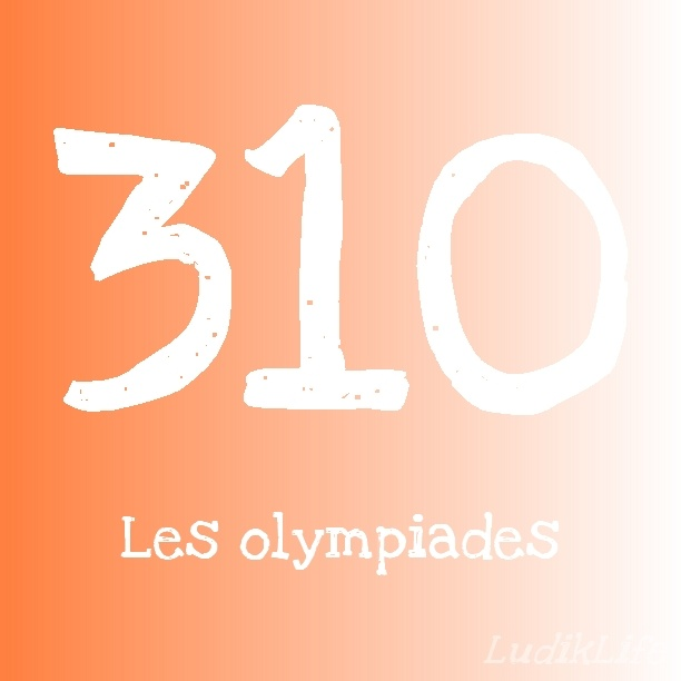 Jour 310 : Les olympiades