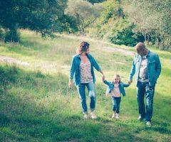 Emmanuelle & Guilhem – Séance en famille