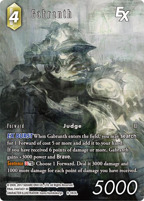 How to get started in the FF TCG