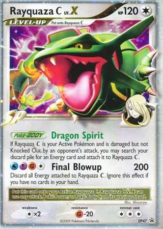 Best Rayquaza Cards