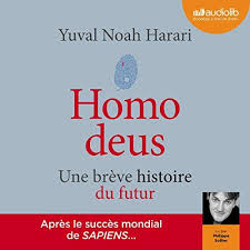 homo deus audible