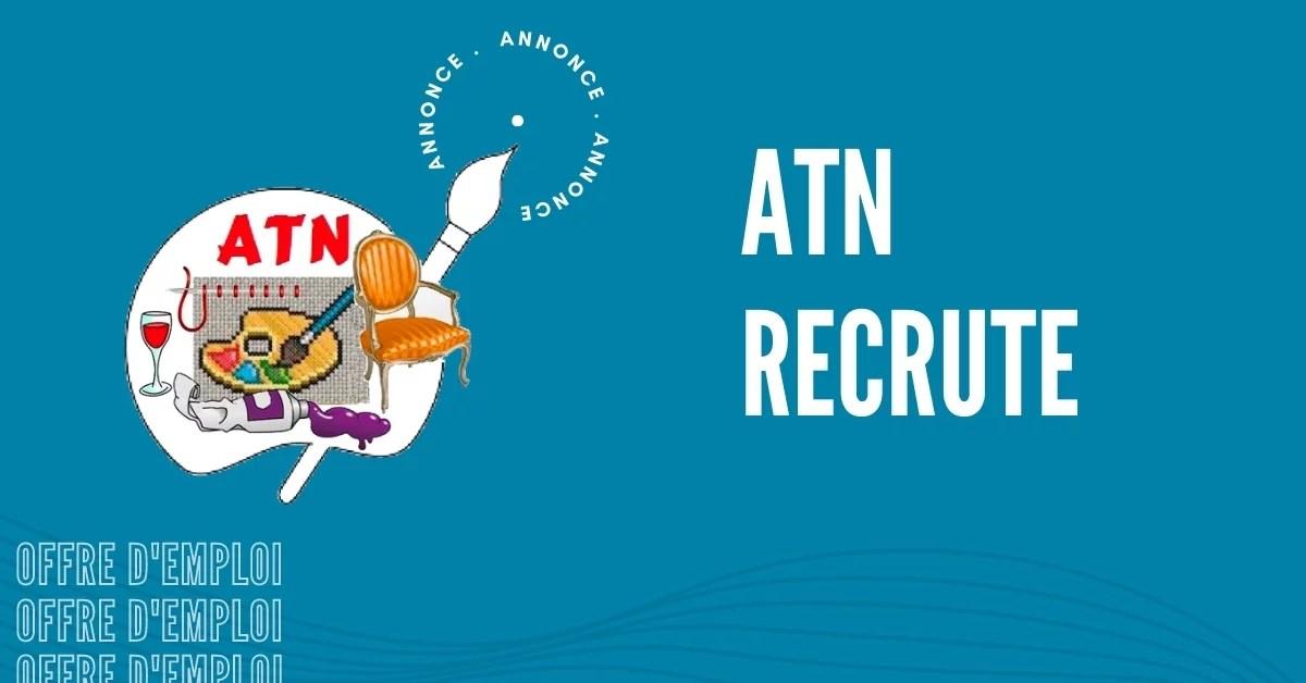 Images à la une annonce emploi ATN 3 - L'ATN recrute : Animateur.trice d'activités artistiques