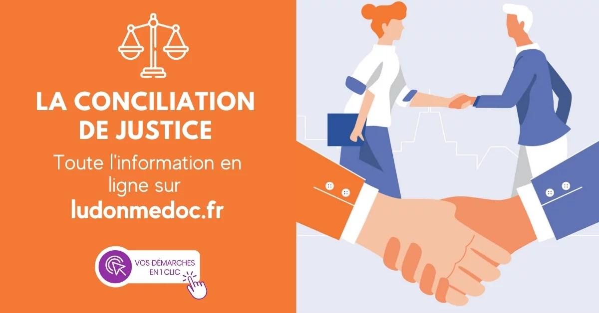 Mairie Ludon La conciliation judiciaire ilmage à la une 20211008 - La conciliation de justice