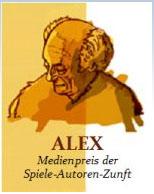 logotipo de los premios ALEX-Medienpreis