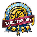 Logo del Tabletop Day