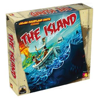 Caja de The Island