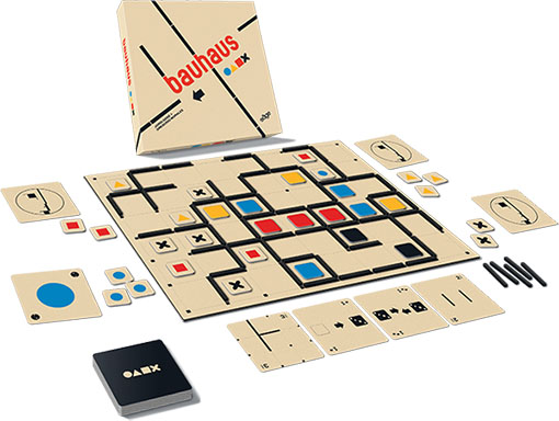 Caja de Bauhaus