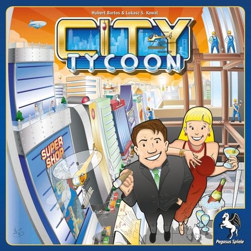 Caja de City tycoon