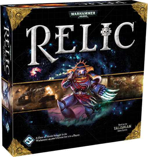 Caja de Relic