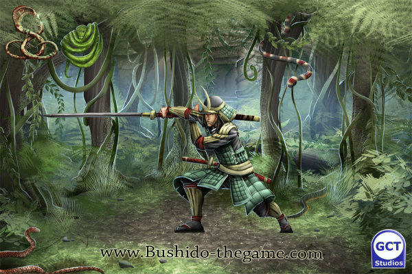 Imagen de arte Takeji for the Ito Clan