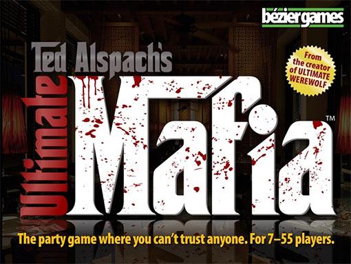 Portada de Ultimate Mafia