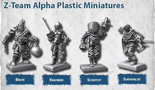 Z-team Alpha de Zpocalypse Aftermath