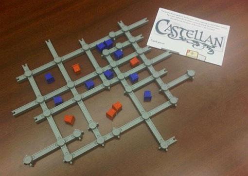 Componentes de Castellan