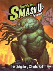 "Cthulhu se une a ""Smash UP"""