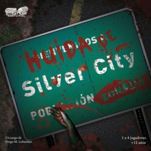 Portada de Huida de Silver City