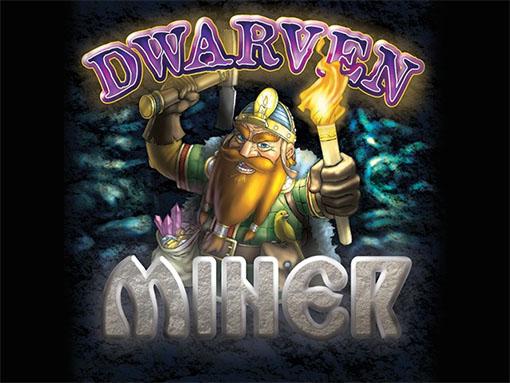 Portada de Dwarven miner