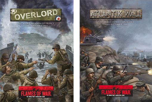 Libros para la operación Overlord
