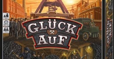 Caja del prototipo de Glauck Auf