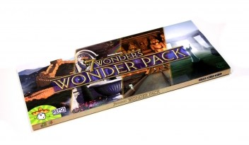 Caja de la expansión de 7 wonders