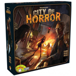 Caja del juego City of Horror
