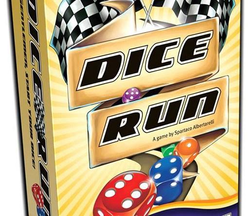 Nueva portada de Dice Run