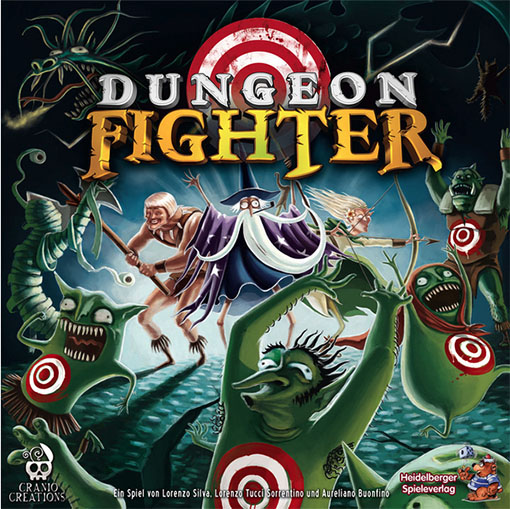 Portada de Dungeon Fighter