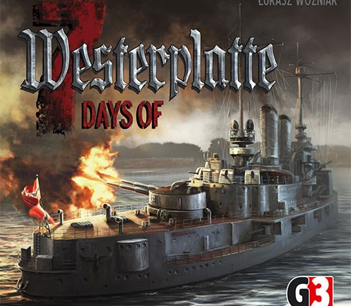 Portada de 7 Days of Westerplatte