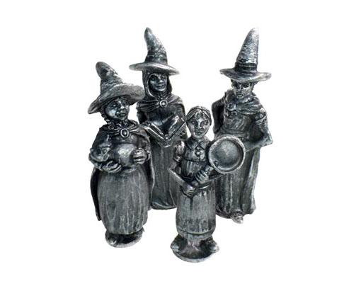 Miniatura de la edición limitada de the witches