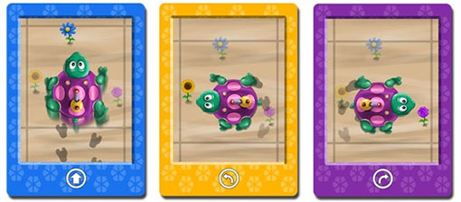 cartas de robot turtles