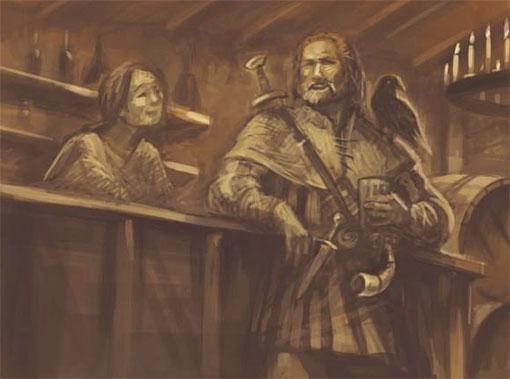 Ilustración de las leyendas de andor nuevos heroes