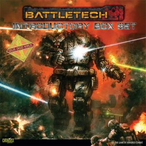 battletech, caja