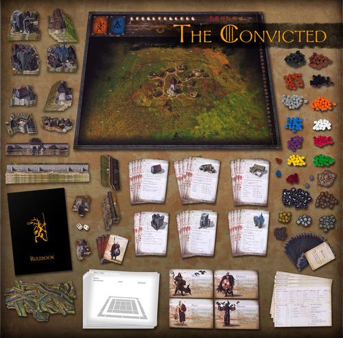 Componentes de The convicted