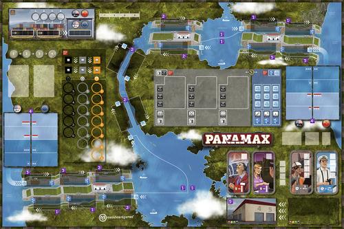 Tablero de Panamax