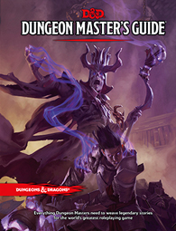 D&D, Dungeon Master´s Guide