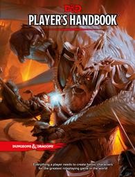 D&D, Player´s Handbook