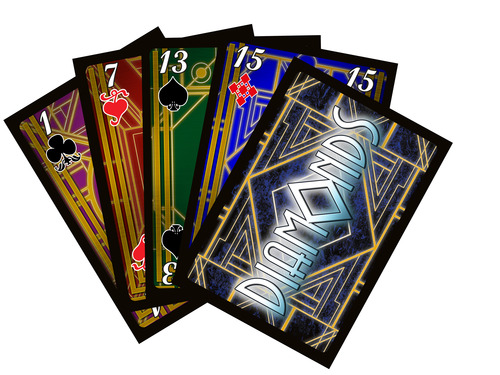 Cartas de Diamonds