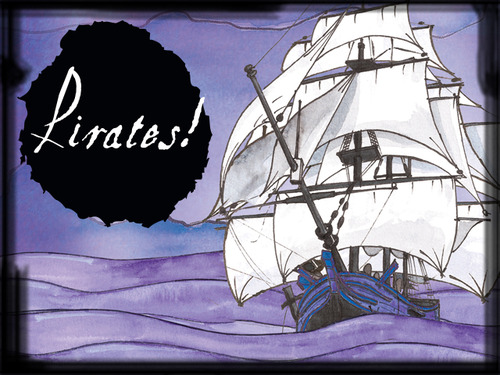 Portada de pirates