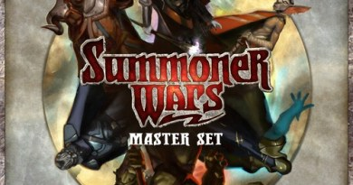 Portada de Summoner Wars Master Set